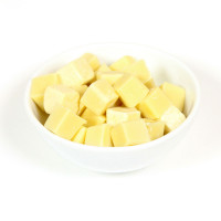 Cocoa butter cubes