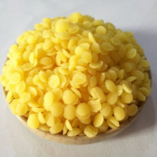 Beeswax yellow pellets